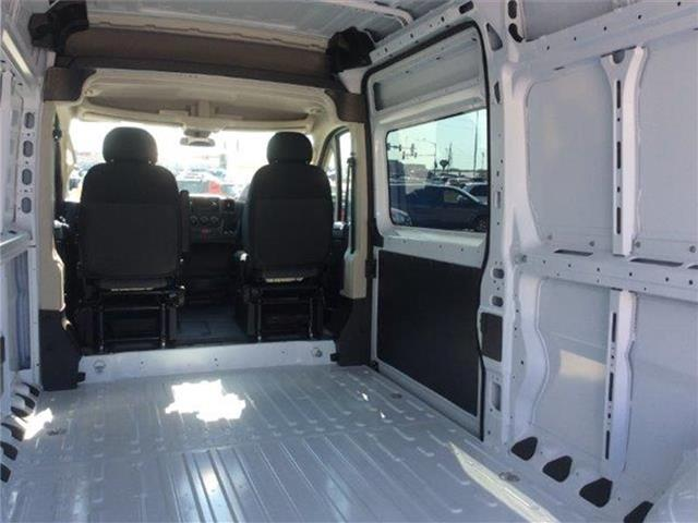 2018 ProMaster 3500 High Roof FWD,  Empty Cargo Van #22306 - photo 10