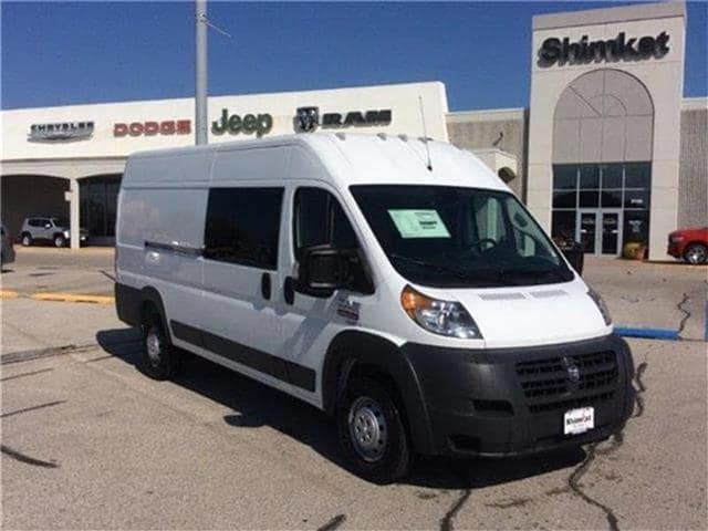 2018 ProMaster 3500 High Roof FWD,  Empty Cargo Van #22306 - photo 22