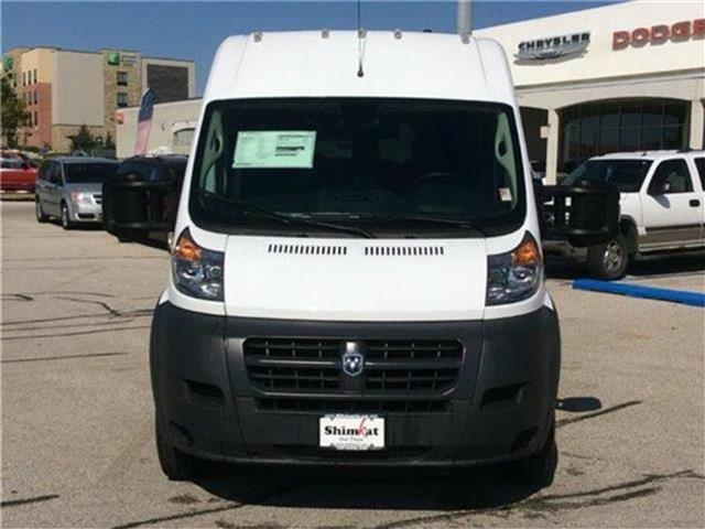 2018 ProMaster 3500 High Roof FWD,  Empty Cargo Van #22306 - photo 4