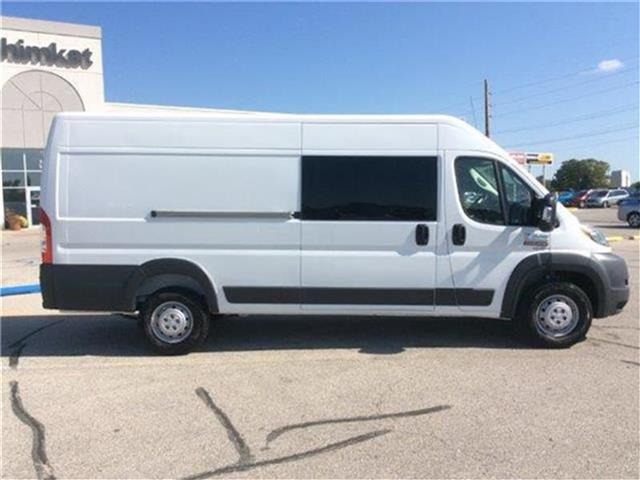 2018 ProMaster 3500 High Roof FWD,  Empty Cargo Van #22306 - photo 5