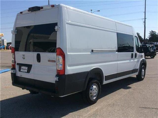 2018 ProMaster 3500 High Roof FWD,  Empty Cargo Van #22306 - photo 7
