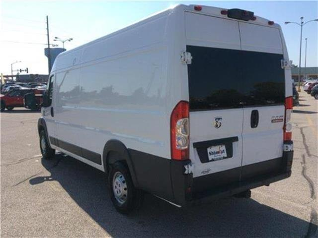 2018 ProMaster 3500 High Roof FWD,  Empty Cargo Van #22306 - photo 8