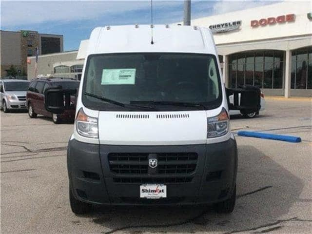 2018 ProMaster 3500 High Roof FWD,  Empty Cargo Van #22308 - photo 24