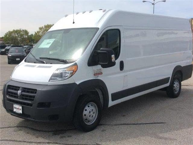 2018 ProMaster 3500 High Roof FWD,  Empty Cargo Van #22308 - photo 3