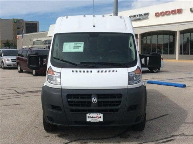 2018 ProMaster 3500 High Roof FWD,  Empty Cargo Van #22308 - photo 4