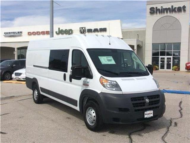 2018 ProMaster 3500 High Roof FWD,  Empty Cargo Van #22308 - photo 21