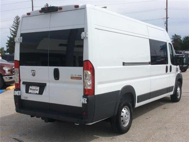 2018 ProMaster 3500 High Roof FWD,  Empty Cargo Van #22308 - photo 7