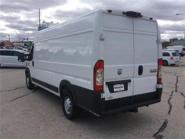2018 ProMaster 3500 High Roof FWD,  Empty Cargo Van #22320 - photo 9