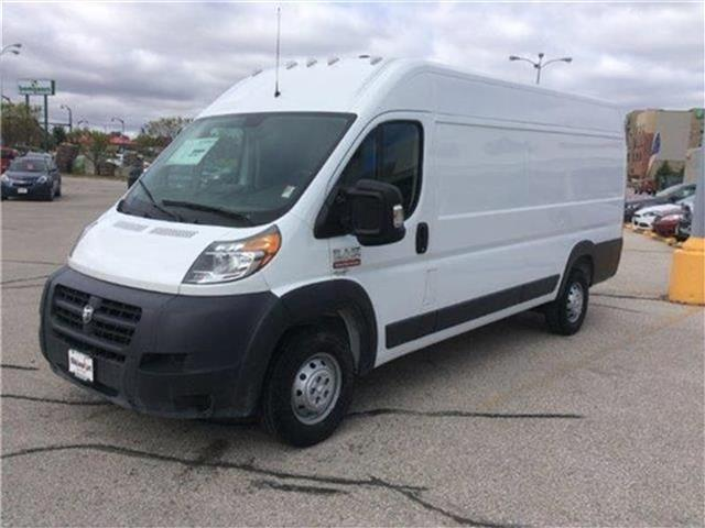 2018 ProMaster 3500 High Roof FWD,  Empty Cargo Van #22320 - photo 3