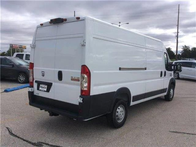 2018 ProMaster 3500 High Roof FWD,  Empty Cargo Van #22320 - photo 7