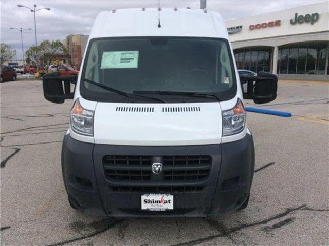 2018 ProMaster 3500 High Roof FWD,  Empty Cargo Van #22320 - photo 4