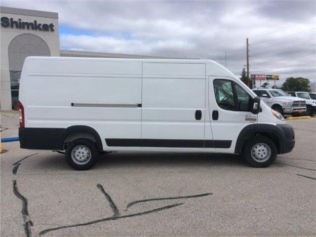 2018 ProMaster 3500 High Roof FWD,  Empty Cargo Van #22320 - photo 5