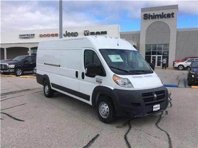 2018 ProMaster 3500 High Roof FWD,  Empty Cargo Van #22320 - photo 24