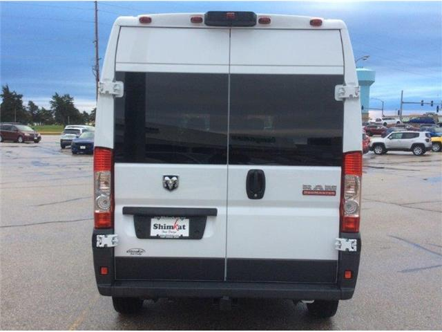 2018 ProMaster 2500 High Roof FWD,  Empty Cargo Van #22334 - photo 9