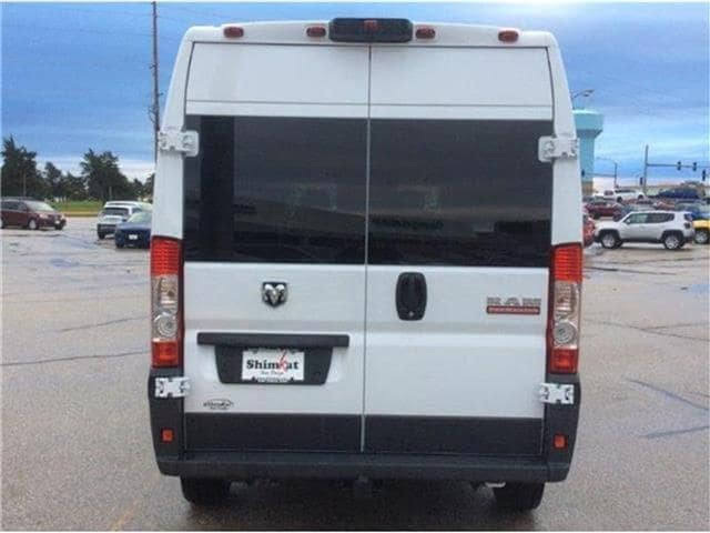 2018 ProMaster 2500 High Roof FWD,  Empty Cargo Van #22334 - photo 29
