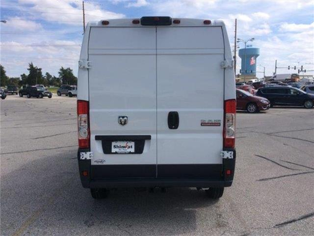 2018 ProMaster 2500 High Roof FWD,  Empty Cargo Van #22348 - photo 9