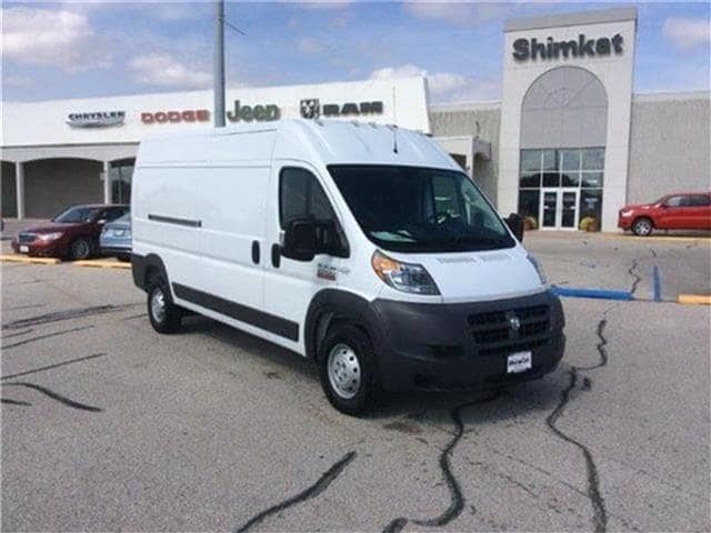 2018 ProMaster 2500 High Roof FWD,  Empty Cargo Van #22348 - photo 23