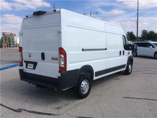 2018 ProMaster 2500 High Roof FWD,  Empty Cargo Van #22348 - photo 7