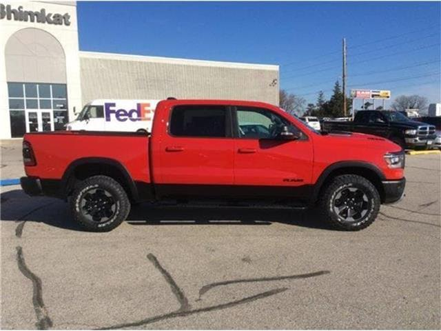 2019 Ram 1500 Crew Cab 4x4,  Pickup #22367 - photo 5