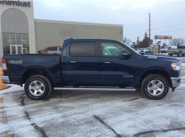 2019 Ram 1500 Crew Cab 4x4,  Pickup #22425 - photo 4