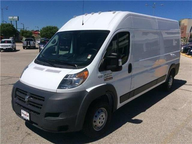 2018 ProMaster 2500 High Roof FWD,  Empty Cargo Van #N22228 - photo 3