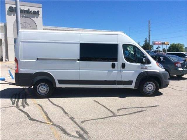 2018 ProMaster 2500 High Roof FWD,  Empty Cargo Van #N22228 - photo 5