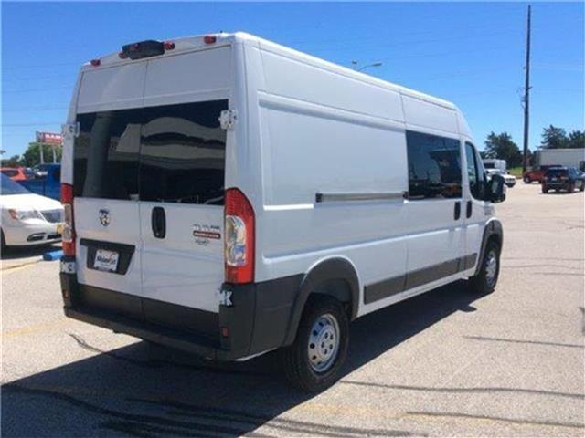 2018 ProMaster 2500 High Roof FWD,  Empty Cargo Van #N22228 - photo 7
