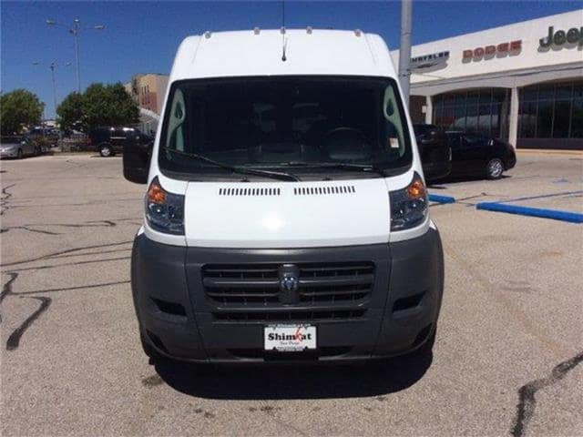 2018 ProMaster 2500 High Roof FWD,  Empty Cargo Van #N22228 - photo 4