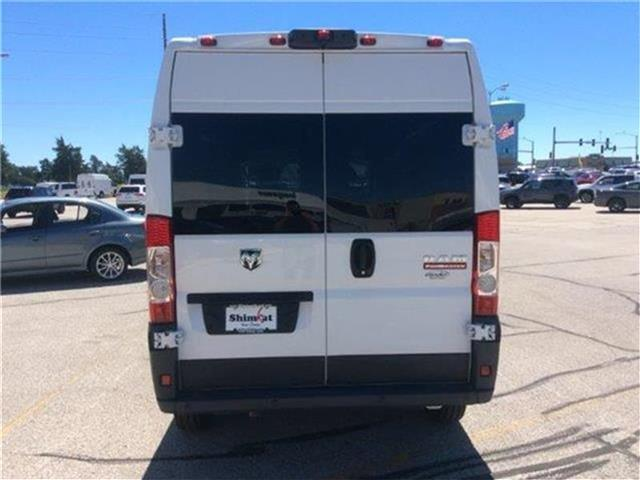 2018 ProMaster 2500 High Roof FWD,  Empty Cargo Van #N22228 - photo 8