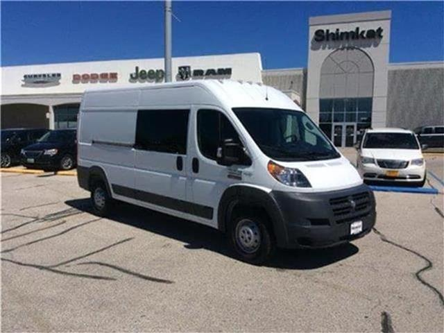 2018 ProMaster 2500 High Roof FWD,  Empty Cargo Van #N22228 - photo 24