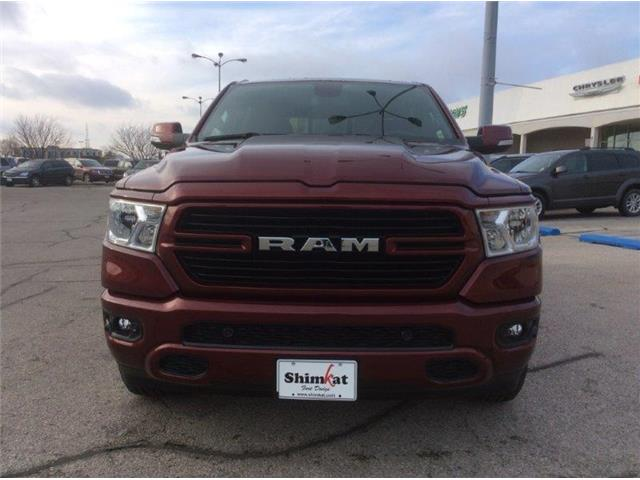 2019 Ram 1500 Crew Cab 4x4,  Pickup #N22423 - photo 4