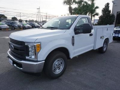 2017 F-250 Regular Cab, Service Body #HEE78445 - photo 4