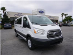 2017 Transit 350 Low Roof, Passenger Wagon #HKB45830 - photo 1