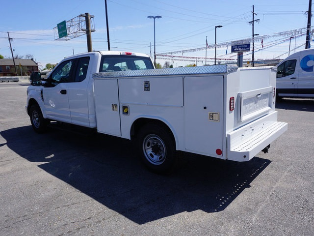 2018 F-250 Super Cab 4x2,  Reading Service Body #JEB63090 - photo 2