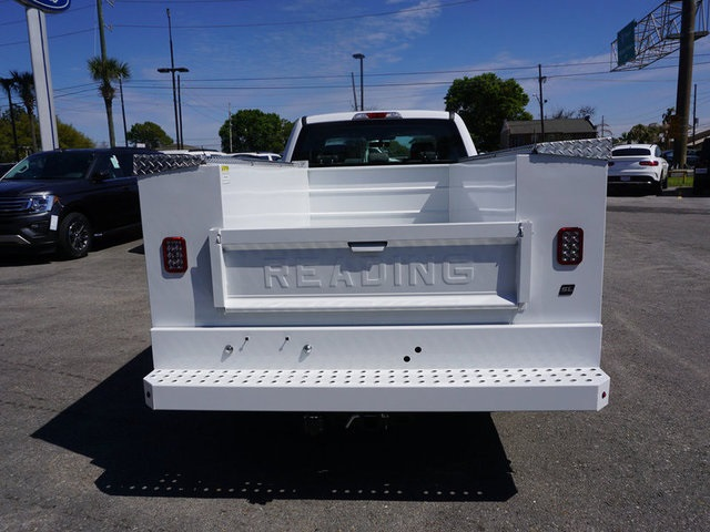 2018 F-250 Super Cab 4x2,  Reading Service Body #JEB63090 - photo 6