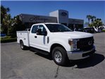 2018 F-250 Super Cab 4x2,  Reading Service Body #JEB63090 - photo 1