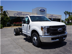 2018 F-350 Regular Cab DRW,  Cab Chassis #JEB92414 - photo 1
