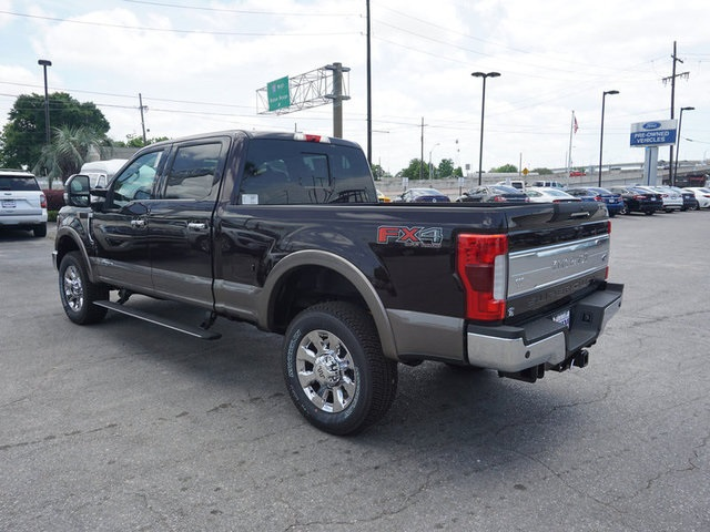 2018 F-250 Crew Cab 4x4,  Pickup #JEB94390 - photo 2