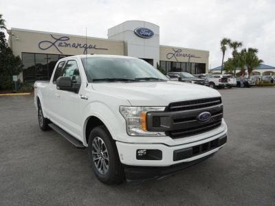 2018 F-150 Super Cab, Pickup #JFA56619 - photo 1