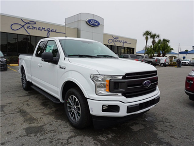 2018 F-150 Super Cab 4x2,  Pickup #JFA88110 - photo 1