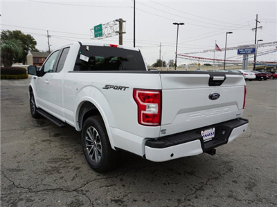 2018 F-150 Super Cab 4x2,  Pickup #JFA88110 - photo 2