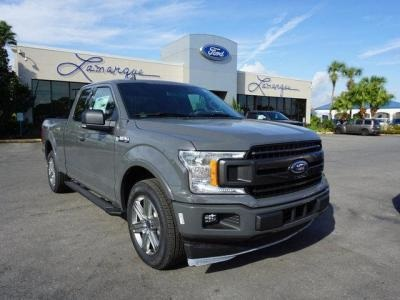 2018 F-150 Super Cab, Pickup #JFB08783 - photo 1