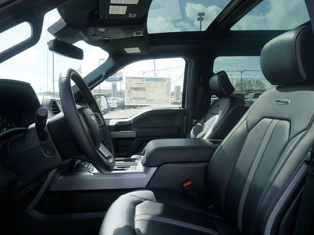 2018 F-150 Crew Cab 4x4, Pickup #JFB80110 - photo 9