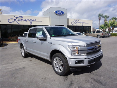 2018 F-150 Crew Cab 4x4, Pickup #JFB80110 - photo 1