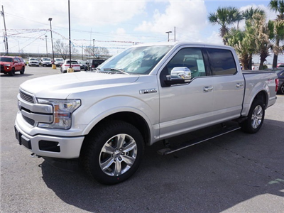2018 F-150 Crew Cab 4x4, Pickup #JFB80110 - photo 5