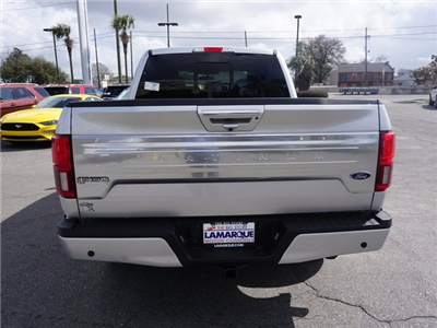 2018 F-150 Crew Cab 4x4, Pickup #JFB80110 - photo 3