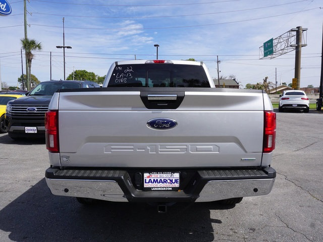 2018 F-150 SuperCrew Cab 4x2,  Pickup #JFC10168 - photo 5
