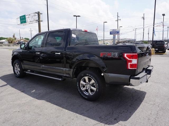 2018 F-150 SuperCrew Cab 4x4,  Pickup #JFC52036 - photo 2