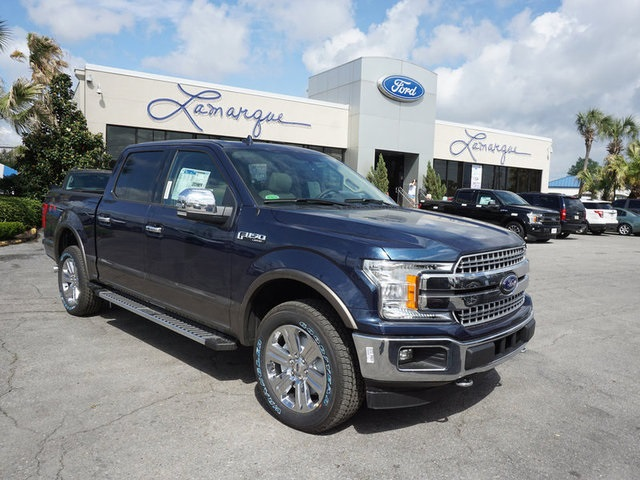 2018 F-150 SuperCrew Cab 4x4, Pickup #JFC52037 - photo 1