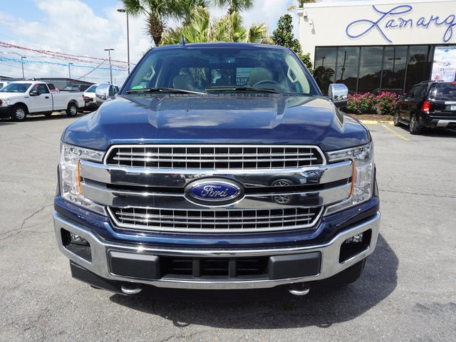 2018 F-150 SuperCrew Cab 4x4,  Pickup #JFC52037 - photo 3